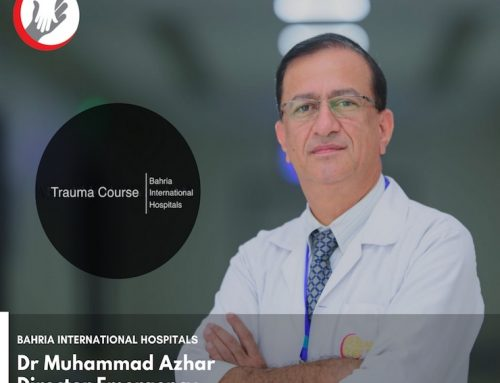 Trauma Course approved by UHS for CME points