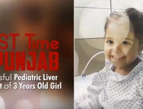Paeds Liver Transplant at Bahria Hospitals